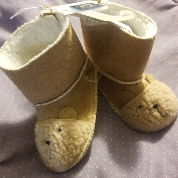 GAP Other - Slippers BABY GAP BEARS Unisex 18-24mth